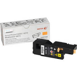 Xerox Toner Cartridge for Phaser 6010 and WorkCentre 6015 (Yellow)