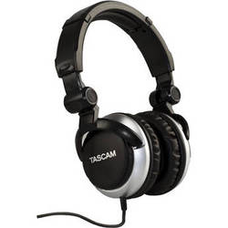 Tascam TH-2000 Professional Headphones (Silver)