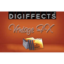 Sound Ideas Digiffects Vintage Sound Effects Library