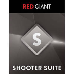 Red Giant Shooter Suite 12 (Download, Academic Pricing)