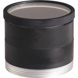 AquaTech P-Series P-110 Flat Port for Canon & Nikon Wide Angle Zoom Lenses