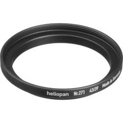 Heliopan 39-43mm Step-Up Ring (#271)