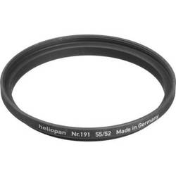 Heliopan 52-55mm Step-Up Ring (#191)
