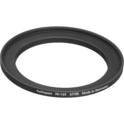 Heliopan 55-67mm Step-Up Ring (#163)