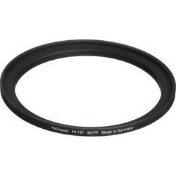 Heliopan 77-86mm Step-Up Ring (#121)
