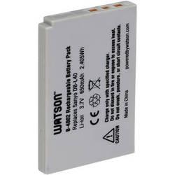 Watson DB-L40 Lithium-Ion Battery Pack (3.7V, 650mAh)