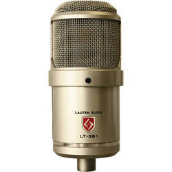 Lauten Audio Oceanus LT-381 Transformerless Dual-Tube Large Diaphragm Condenser Microphone