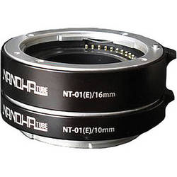 Yasuhara Nanoha Auto Extension Tube Set for Sony NEX Mount