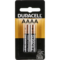Duracell AAAA (E96) Alkaline Battery (2-Pack)