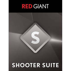 Red Giant Shooter Suite 12 (Download)