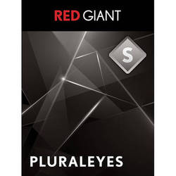 Red Giant PluralEyes 3.5 (Download, Academic Version)