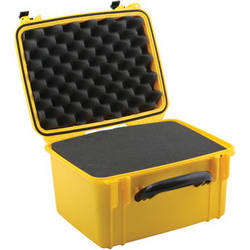 Seahorse SE-540 Hurricane Series Seahorse Case with Foam (Yellow)