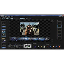 Datavideo CG-350 Character Generator Kit for SD & HD