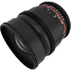 Rokinon 16mm T2.2 Cine Lens for Canon EF