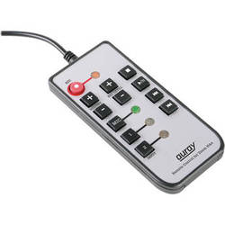 Auray RCH4N - Remote Control for Zoom H4n