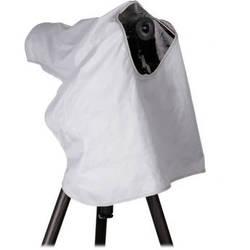 Ruggard Fabric Camera Rain Cover (White)