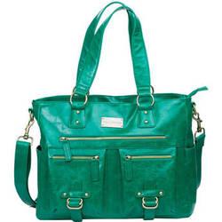 Kelly Moore Bag Libby Shoulder Bag (Green)