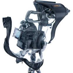Petrol Deca Transparent Rain Cover for Canon EOS C100