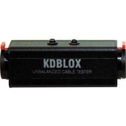 RapcoHorizon KDBLOX Unbalanced Cable Tester