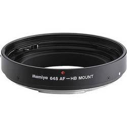 Mamiya 800-53200A Mount Adapter HBB NR404 (Black)