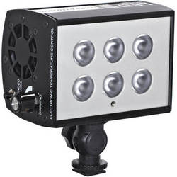 LED Science LS-S6-10 Series 6 LED light with 10 Degree Spot Accubeam