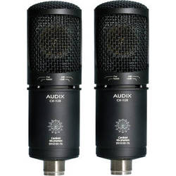 Audix CX112B Studio Condenser Microphone (Matched Pair)