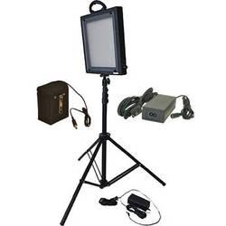 Bescor LED-500SL Studio Light with Battery Kit
