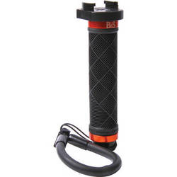 Beneath the Surface Multi Grip with Lanyard for Action Cameras (Orange/Black)