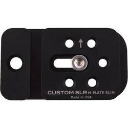 Custom SLR M-Plate Slim Quick Release Plate