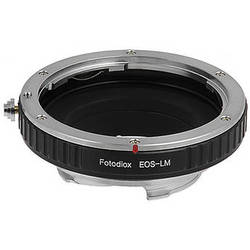 FotodioX Adapter for Canon EF and EF-S Lens to Leica M-Series Digital Camera