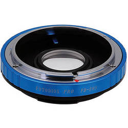 FotodioX Pro Lens Mount Adapter for Canon FD Lens to Canon EF-Mount Camera