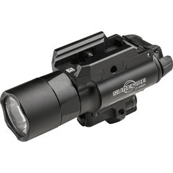 SureFire X400-A-GN Ultra LED Weaponlight with Green Aiming Laser Sight