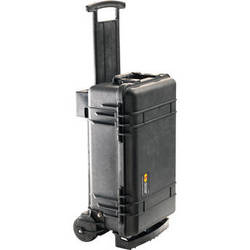 Pelican 1510MNF Case and Mobility Kit without Foam