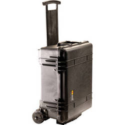 Pelican 1560MNF Case and Mobility Kit without Foam