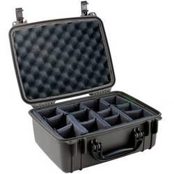Seahorse SE-520 Hurricane SE Series Case with Padded Photo Divider Set (Gunmetal)