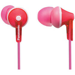 Panasonic ErgoFit In-Ear Headphones (Pink)
