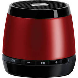 HMDX Jam Classic Wireless Bluetooth Speaker (Red)