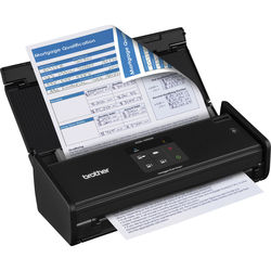 Brother ADS-1000w Wireless Document Scanner
