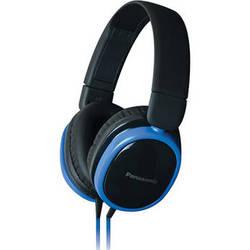 Panasonic Street Band HX250M Over-Ear Headphones (Blue)
