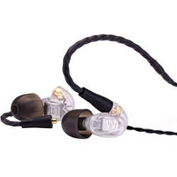 Westone UM Pro30 Triple-Driver Universal In-Ear Monitors (Clear)