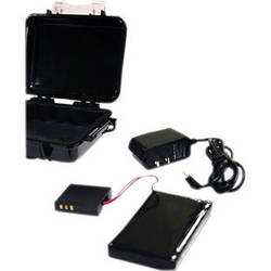 KJB Security Products SilverCloud Extended Battery Pack with Case