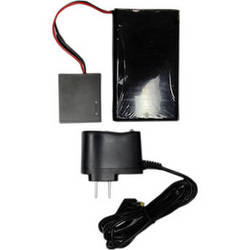 KJB Security Products GPS818 SilverCloud Extended Battery for GPS800 SilverCloud Real-Time Tracker
