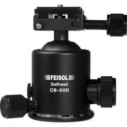 FEISOL CB-50D Ballhead with QP-144750 Release Plate
