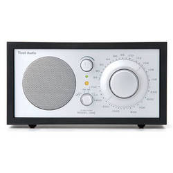 Tivoli Model One AM/FM Table Radio (Black Ash / Silver)