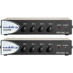 Vaddio 999-8522-000 EasyUSB PRO MIC I/O Duo