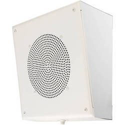Quam-Nichols SYSTEM 3 Surface-Mounted Loudspeaker Assembly with Attenuator (White)