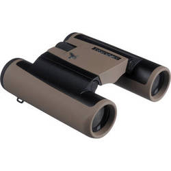 Swarovski 10x25 CL Pocket Traveler Binocular (Sand Brown)