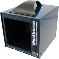 Radial Engineering Workhorse Cube 3-Space Desktop Power Rack for 500 Series Modules
