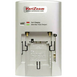 VariZoom Travel Charger for Sony L-Series Batteries