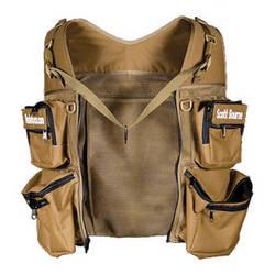 THE VEST GUY Scott Bourne Mesh Photo Vest (Medium, Black)